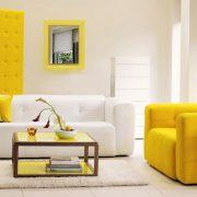 Το κίτρινο είναι ένα λαμπερό χρώμα που θα σας ανεβάσει τη διάθεση! Φιλικό και ευχάριστο είναι το χρώμα της χαράς και του ήλιου