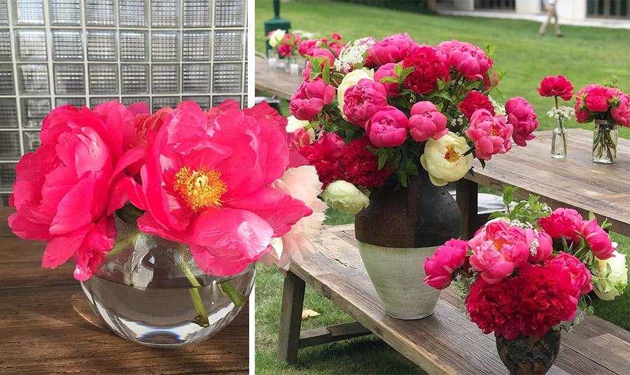 Μία «τσαχπίνικη» ιδέα είναι να φτιάξετε μία ανθοδέσμη με ένα χρώμα προσθέτοντας ένα λουλούδι σε τελείως αντίθετη απόχρωση