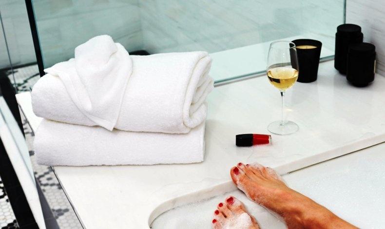 Για καθαρές και αφράτες πετσέτες!