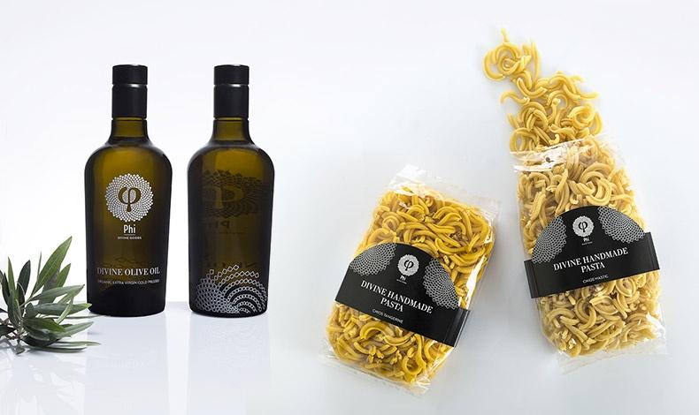 Τα Phi Divine Goods έρχονται για να δώσουν μια διαφορετική διάσταση στα μυρωδικά, το μέλι, το λάδι, και τα ζυμαρικά και να προκαλέσουν έκρηξη γεύσης ακόμα και στον πιο απαιτητικό ουρανίσκο