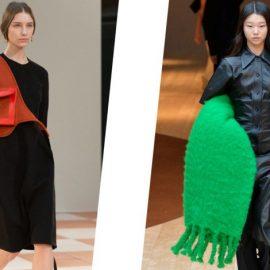 Τα μοντέλα στην πασαρέλα Céline είτε φορούσαν μια τσάντα διαγώνια σαν ταχυδρόμου, είτε κρατούσαν μια κουβέρτα κάτω από τη μασχάλη, ποτέ δεν έδειχναν στιλιζαρισμένα, ψεύτικα