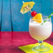 Pina Colada frozen: Η παγωμένη τροπική απόλαυση