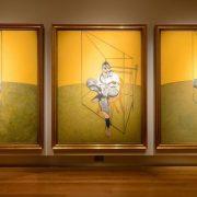 """Το τρίπτυχο του Φράνσις Μπέικον με τίτλο """"Τρεις μελέτες του Λούσιαν Φρόιντ"""", ένα ακόμη από τα ακριβότερα έργα τέχνης στον κόσμο"""