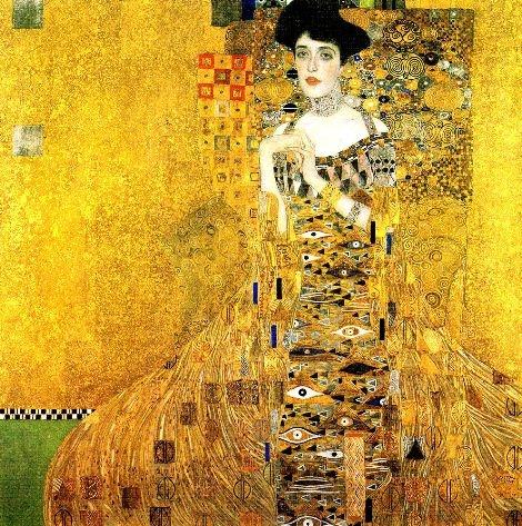 """Μετά το """"Φιλί"""", το """"Πορτρέτο της Αντέλ Μπλοχ-Μπάουερ"""" είναι ο πιο διάσημος πίνακας που φιλοτέχνησε ο Γκούσταβ Κλιμτ"""