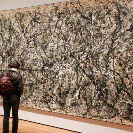 """Ο πίνακας του Τζάκσον Πόλοκ με τίτλο """"Νο 5"""", πωλήθηκε το 2006 έναντι 140 εκατ. δολαρίων"""