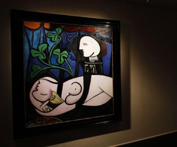 """Το """"Γυμνό, πράσινα φύλλα και στήθος"""" του Πικάσο φιγουράρει στη λίστα με τα πιο ακριβοπληρωμένα έργα τέχνης"""
