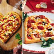 Pizza... heart!