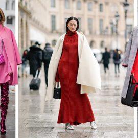 Επιλέξτε ένα πλεκτό φόρεμα με ζωηρό χρώμα για να φωτίσετε τις χειμωνιάτικες ημέρες!