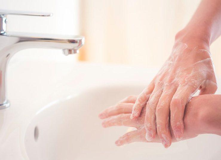 Προστασία από τον κωρονοϊό: Πλένετε τα χέρια σας ΣΩΣΤΑ!