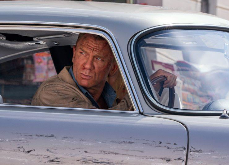 Έρχεται το επίσημο podcast του James Bond