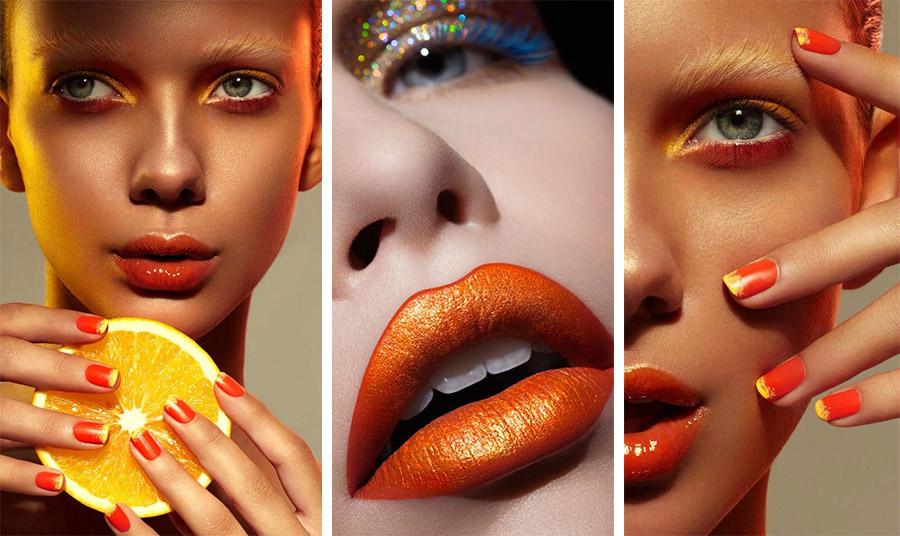 Τάση: Πορτοκαλί κραγιόν για τα πιο ζουμερά χείλη!