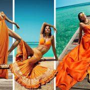 Πορτοκαλί: Η «έκρηξη» του καλοκαιριού είναι τάση!