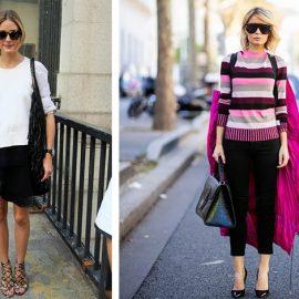 Συνδυάστε ένα ωραίο πουλόβερ με μία μαύρη φούστα και τα ανάλογα αξεσουάρ ή ένα ριγέ με το μαύρο σας παντελόνι