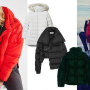 Είτε στην πόλη είτε στην εκδρομή είναι μία τέλεια επιλογή! Λευκό με γούνα, Benetton // Με ασύμμετρο κόψιμο και κοντό μήκος, Marques' Almeida // Μαύρο κοντό μπουφάν, Zara