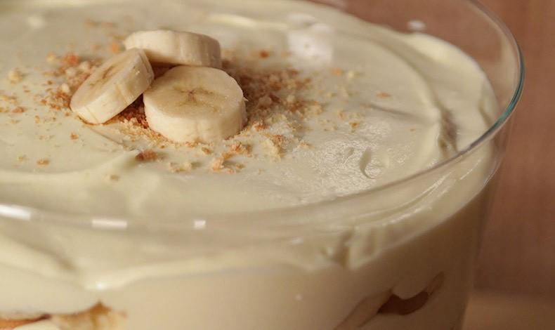 Πουτίγκα μπανάνας από το διάσημο νεοϋρκέζικο Magnolia Bakery