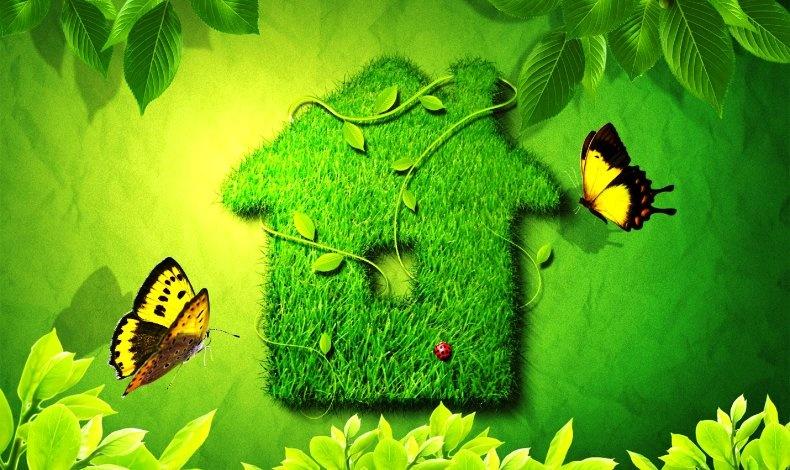 Πράσινο = Aρμονία!