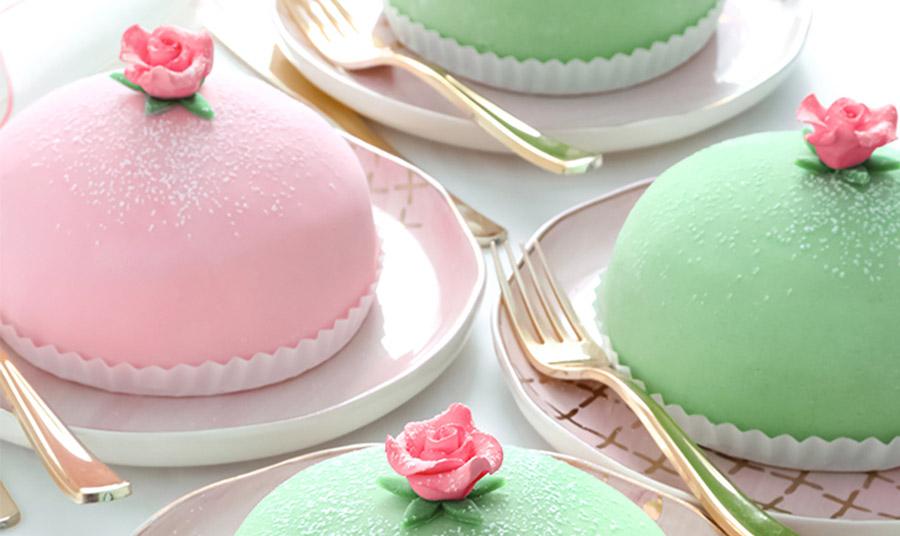 Princesstårta: Η τούρτα της πριγκίπισσας είναι το σουηδικό γλυκό του Πάσχα!