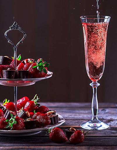 Kοκτέιλ φράουλας