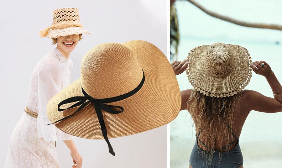 Τα ψάθινα καπέλα μας προστατεύουν από τον ήλιο και μας χαρίζουν στιλ και θηλυκότητα! Από τη φετινή συλλογή, Dior // Δοκιμάστε ένα ψάθινο καπέλο με μαλακό μπορ και μία μαύρη κορδελίτσα, κλασικό και θηλυκό // Θυμηθείτε ότι ένα ψάθινο καπέλο δεν είναι μόνο για την παραλία!