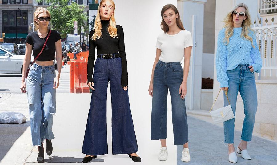 Φαρδύ ή στενό, μακρύ ή κοντό, θυμηθείτε ότι τα ψηλόμεσα παντελόνια τονίζουν τις καμπύλες και άρα τη θηλυκότητά μας!