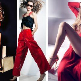 Το κόκκινο εντείνει το πάθος, μας κάνει πιο ελκυστικές και πιο σέξι. Γι' αυτό και οι γυναίκες που φοράνε κόκκινο συνήθως κερδίζουν τις εντυπώσεις