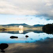 Η απόλυτη ησυχία της λίμνης