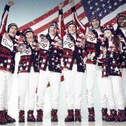 Σχέδια δια χειρός Ralph Lauren για την εθνική ομάδα των ΗΠΑ σε Ολυμπιακούς Αγώνες
