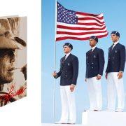 """Το βιβλίο """"Ralph Lauren"""" από τις εκδόσεις Rizzoli //Η επίσημη εμφάνιση των ΗΠΑ σε Ολυμπιακούς Αγώνες"""