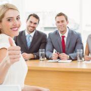 Πώς θα μείνετε αξέχαστη στο επαγγελματικό σας interview