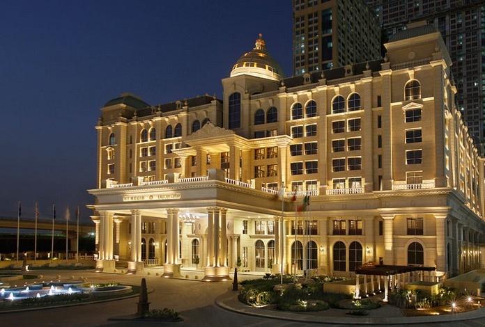Το λαμπερό Ντουμπάι είναι ο τελευταίος προορισμός της αλυσίδας πολυτελών ξενοδοχείων St. Regis