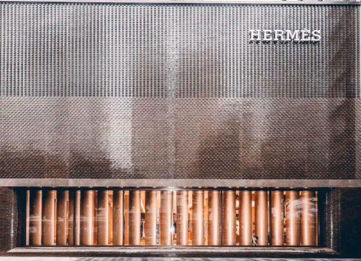 Ρεκόρ πωλήσεων για την boutique Hermès στην Κίνα μόλις άνοιξε ξανά!