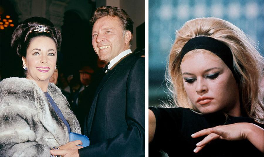 Ας θυμηθούμε τα κρεπαρισμένα μαλλιά στολισμένα με κοσμήματα από την Ελίζαμπεθ Τέιλορ ή με την κορδέλα από την Μπριζίτ Μπαρντό περίπου το 1965 και θα καταλάβουμε το στιλ