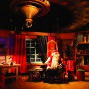 Ο Άγιος Βασίλης σας περιμένει να του ψιθυρίσετε τις επιθυμίες σας…