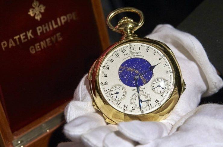 Το πιο πολύτιμο ρολόι στην ιστορία των δημοπρασιών