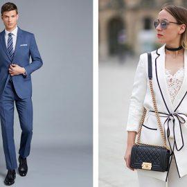 Η δεύτερη επιλογή των αντρών για ένα πρώτο ραντεβού μετά το μαύρο είναι το μπλε // Το λευκό θεωρείται το λιγότερο