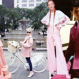 Το ροζ αν και θεωρείται παιχνιδιάρικο χρώμα, ταυτόχρονα συνδέεται με πολλά αρνητικά χαρακτηριστικά και ειδικά με τη χαμηλή ευφυΐα!