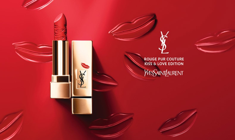 Rouge Pur Couture ή το χρώμα της αποπλάνησης!