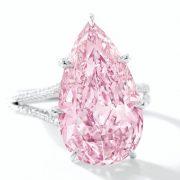 Ένα σπάνιο ροζ διαμάντι βγαίνει στο σφυρί