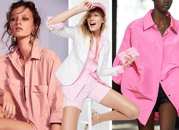 Ροζ πουκάμισο: Το κομμάτι-σταρ της σεζόν