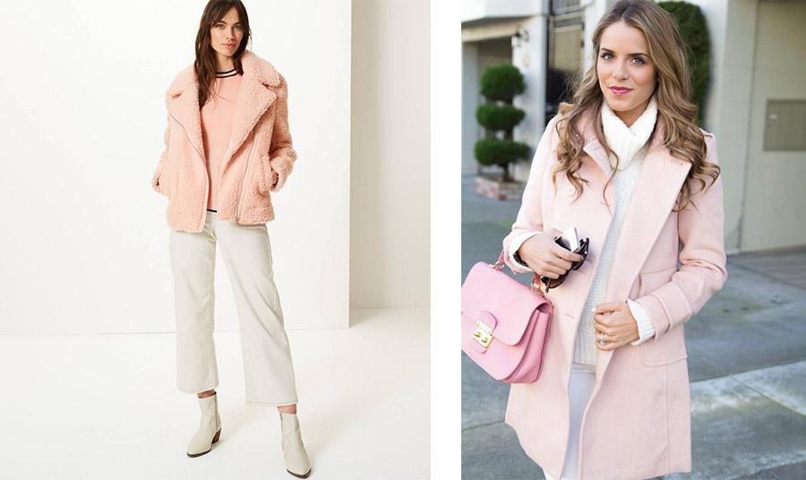 Casual ή όχι, το ροζ φωτίζει την εμφάνισή μας…