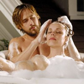 Πρωταγωνιστής στο «Ημερολόγιο» και έκτοτε... και στις καρδιές μας θα είναι πάντα το αγόρι που ερωτευτήκαμε. Σε μία από τις σκηνές στην ταινία με την Rachel McAdams