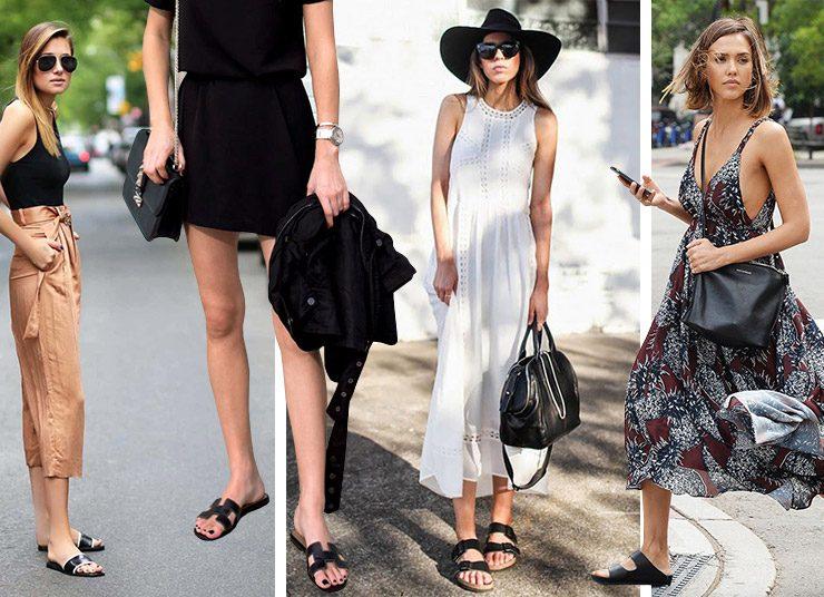 Σαγιονάρες: Ένα παπούτσι για το καλοκαίρι