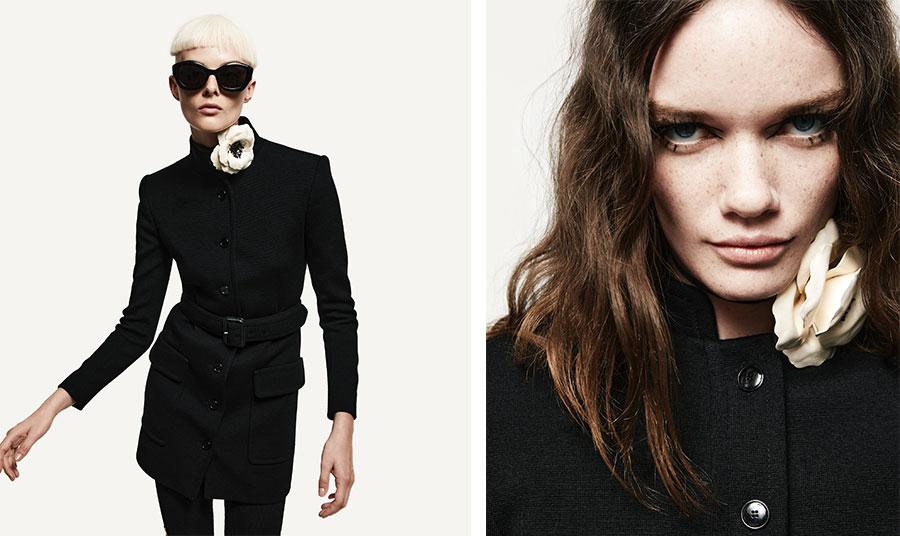 Ανεπανάληπτο στιλ με το μαύρο σακάκι  «La Saharienne» από τη συλλογή 2021