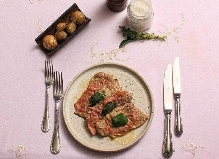 Saltimboca romana: Ένα κλασικό ιταλικό πιάτο αληθινή απόλαυση!