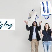 Σπύρος Ντάικος, Χρύσα Χαλικιοπούλου και Στρατής Ανδρεάδης, οι εμπνευστές των Salty Bags