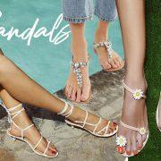 Το… μαγικό σανδάλι: Από την αρχαιότητα στα πόδια μας μέχρι σήμερα