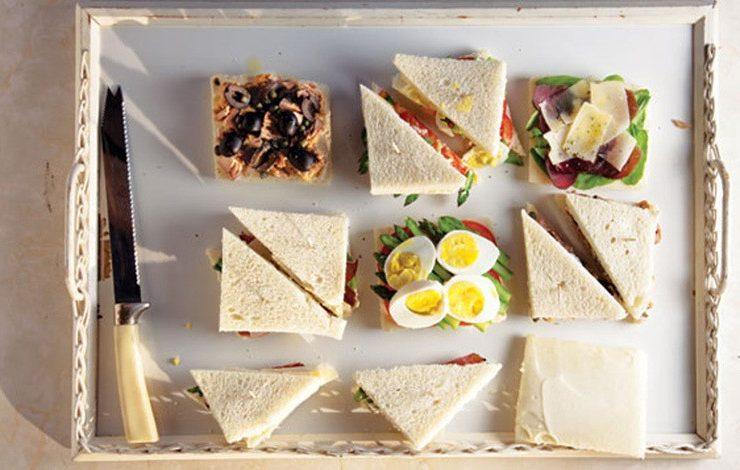 Ιδέες για σάντουιτς με τόνο