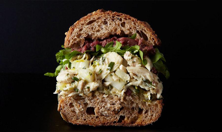 Σάντουιτς… με τόνο! Λαχταριστό και χορταστικό