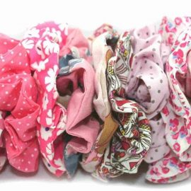 Scrunchies are back!
