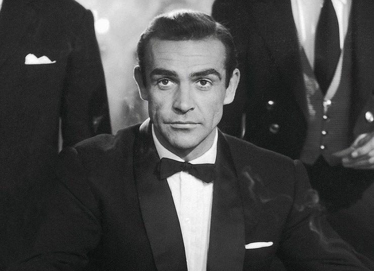 Οι καλύτερες στιγμές του Sean Connery ως James Bond